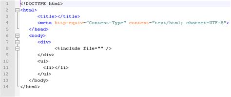 html code template notepad loses html tags highlighting after any