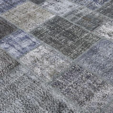 blau grauer teppich teppich grau blau hausdesign dekowe teppiche gi vqcil sy