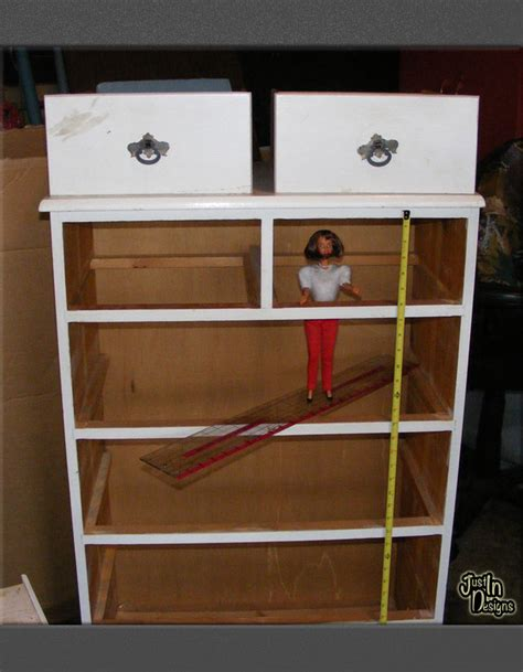 building a barbie doll house building a barbie doll house with a recycled dresser from just in