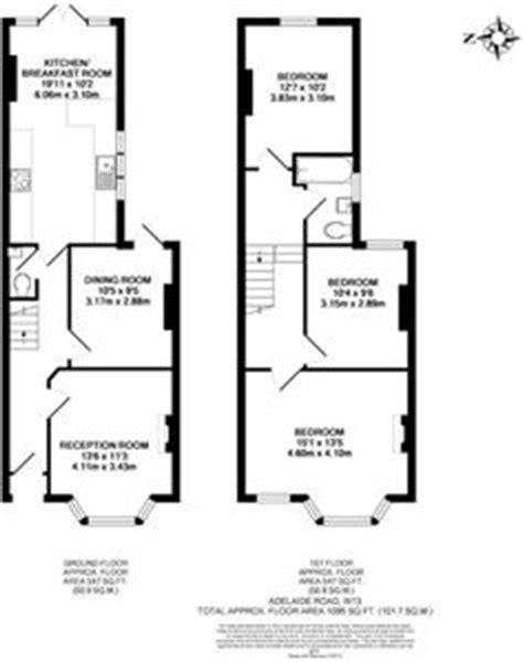 terraced house floor plans 1000 images about floor plans terraces on pinterest