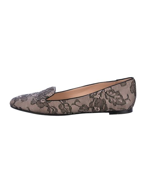 Lace Valentino Classic Shoes valentino lace loafers shoes val71978 the