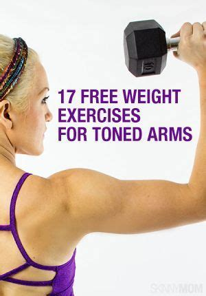 best 25 free weights ideas on free weight arm