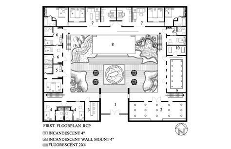 u shaped floor plans with courtyard 2017 house plans and