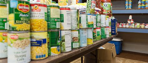 esu insider esu and st matthew s church offer food pantry