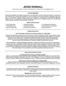 Examples Of Law Enforcement Resumes Free Law Enforcement Resume Example Writing Resume
