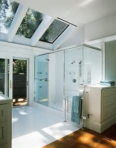 Dark Gray Bathroom Ideas - 23 gorgeous bathrooms that unleash the radiance of skylights