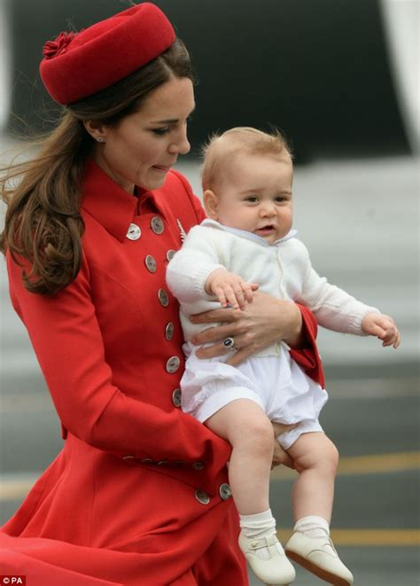 Prince George Wardrobe by Prince George Cements Status As Style Icon After