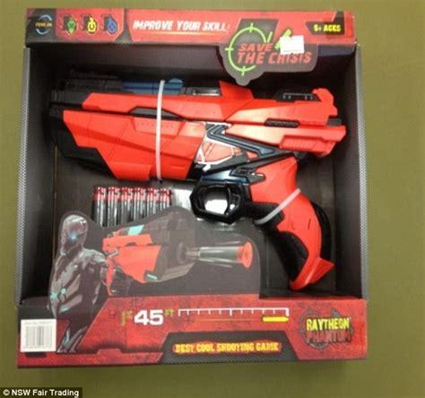 Phantom Soft Bullet Gun 802 nsw fair trading ban 47 children s toys before daily mail