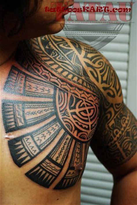 samoan tribal half sleeve tattoos 37 tattoos on half sleeve
