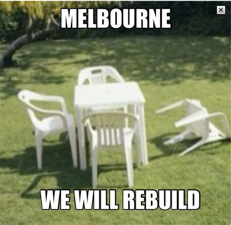 We Will Rebuild Meme - memes of melbourne earthquake