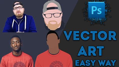 tutorial for vector art in photoshop best easy vector vexel art tutorials for photoshop hindi