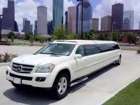 Mercedes Limousines Mercedes Limousine Houston Tx Mercedes Gl Limo