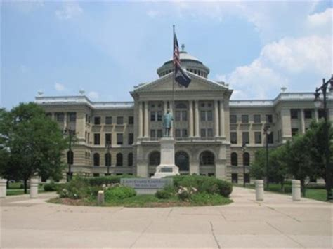 Lucas County Probate Court Records Lucas County Courthouse And Toledo Ohio U S
