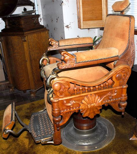 antique barber chairs craigslist antique barber chairs