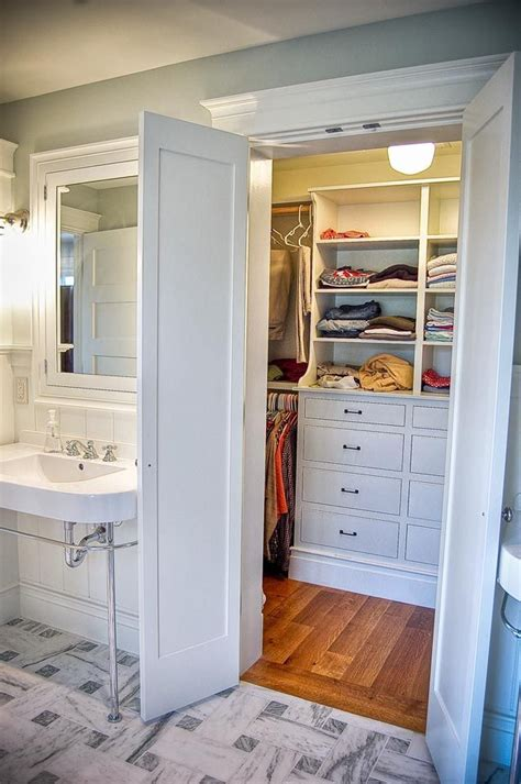 bathroom closet door ideas create a new look for your room with these closet door ideas small bath master