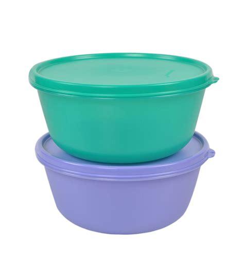 Tupperware Bowl 1 Liter Berkualitas tupperware ss bowl 1 5 litre 2 pcs by tupperware airtight storage kitchen