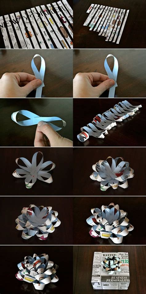 diy decorations bows diy gift bow craft ideas