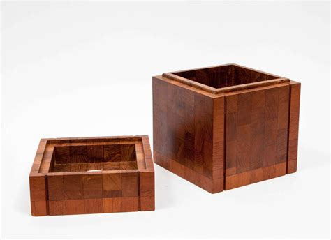 Dunhill Furniture by 1960s Teak Humidor By Dunhill At 1stdibs