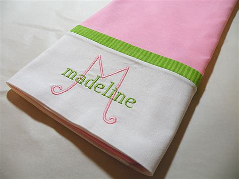 Handmade Pillow Cases - personalized pillowcases pillowcase handmade pillowcase