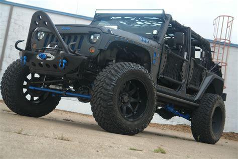 jeep blue and black 2012 black blue fmj jeep pdm conversions
