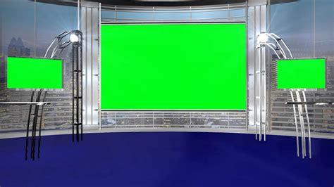 virtual studio background h youtube