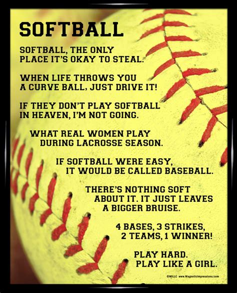 printable softball quotes softball pitching quotes and sayings quotesgram