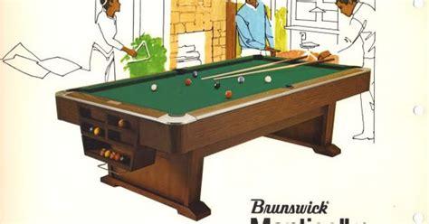 brunswick monticello pool table brunswick billiards monticello pool table sold sold used