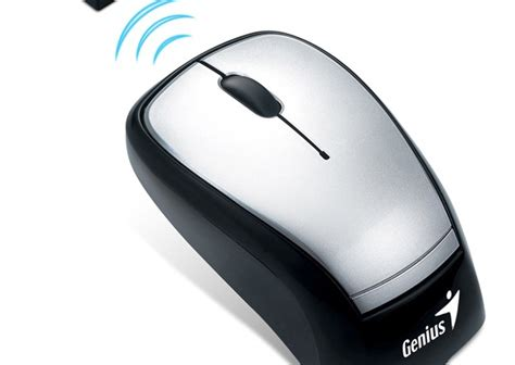 Mouse Bluetooth Genius mouse slashgear page 11