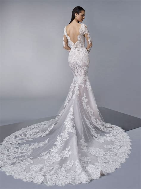 Designer Wedding Dresses Dallas by Designer Wedding Dresses By Enzoani Dallas Tx Stardust