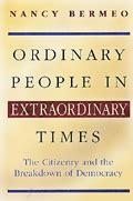 has democracy failed democratic futures books princeton weekly bulletin 11 17 03 new book on failed