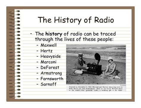 Records Of History Of Radio