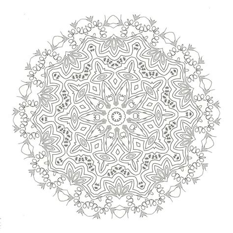 mandala coloring pages pdf free free mandalas to color from livingwordsofwisdom
