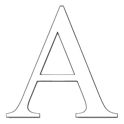 lettere vuote da colorare 100 lettere in corsivo da colorare idees