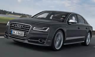 Audi S8 Technische Daten by Audi S8 4 0 Tfsi Quattro Test Bilder Und Technische