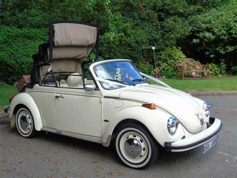Wedding Car Beetle by Vw Wedding Car Hire By Lovebug Weddings In South Wales