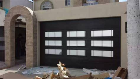 puertas cochera automaticas puertas automaticas para garage baja tap tijuana