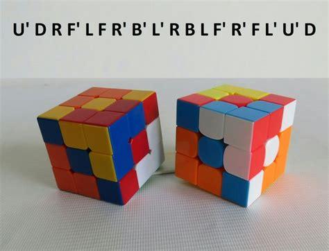 best tutorial for rubik s cube the 25 best rubiks cube algorithms ideas on pinterest