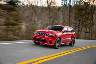 jeep says grand trackhawk is world s suv