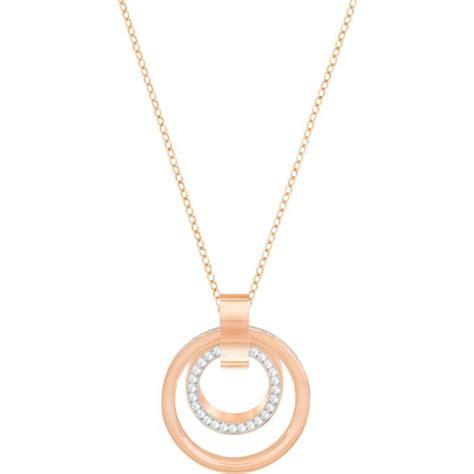 bijoux femme swarovski collier et pendentif swarovski bijoux 5349418 collier et pendentif cristaux swarovski dor 233
