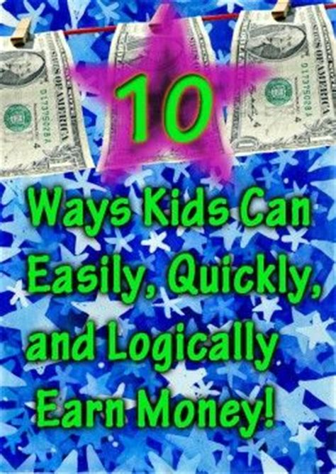 Ways For 14 Year Olds To Make Money Online - 17 best images about my sale on pinterest make it yourself babysitting jobs and