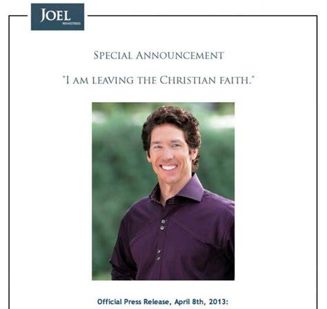 Joel Osteen Memes - joel osteen resignation hoax know your meme