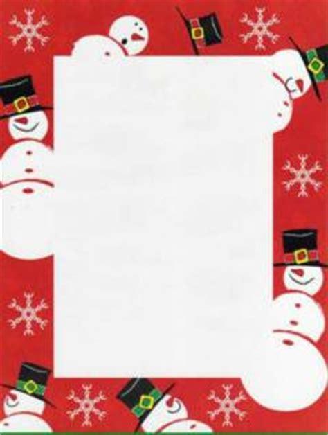 christmas borders january