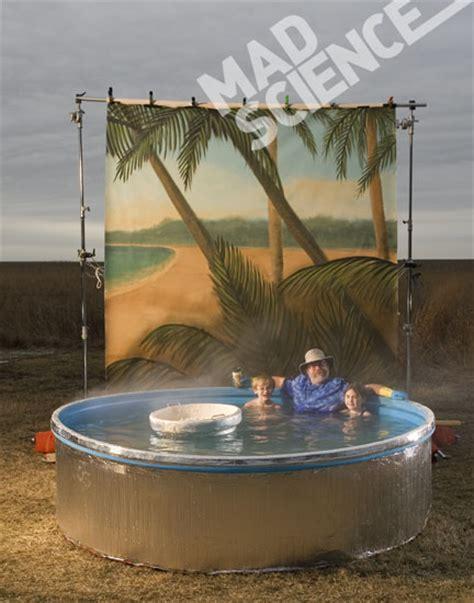 hillbilly tubbing