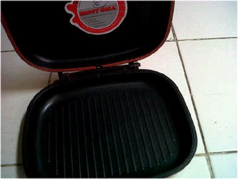 Happy Call Grill Alat Pemanggang Serbaguna Happy Call Grill 1 set pemanggang ajaib pemanggang quot happy call quot