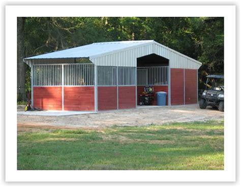 Triton Sheds barns triton barn solid wall aisle