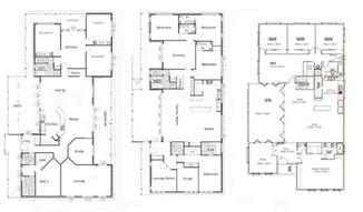 designing house three story floor plan design plans