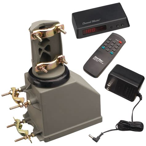 channel master cm 9521a tv antenna rotator system