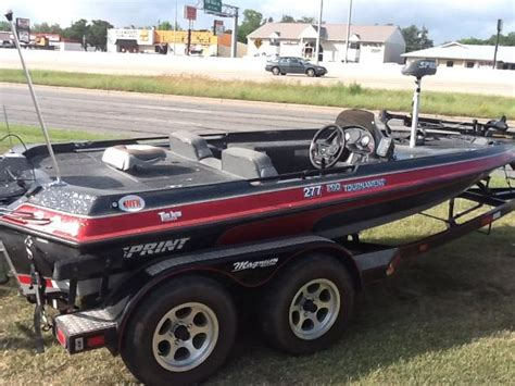 tracker boats austin texas 1995 sprint 277 pro for sale by tracker boating center