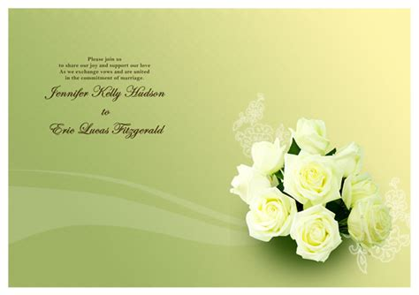 templates for wedding cards wedding card templates greeting card builder