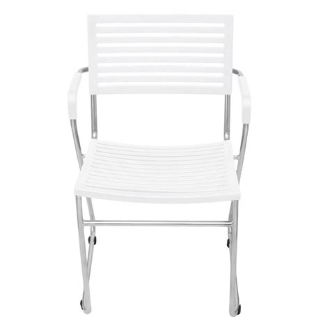 stackable couch white stackable arm chair 24 pcs vidaxl co uk